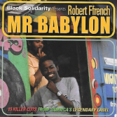 Robert Ffrench - Mr Babylon (Black Solidarity) LP